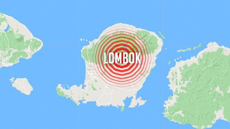 Terkait Gempa Lombok, MA Data Kerusakan Gedung dan Korban Warga Peradilan