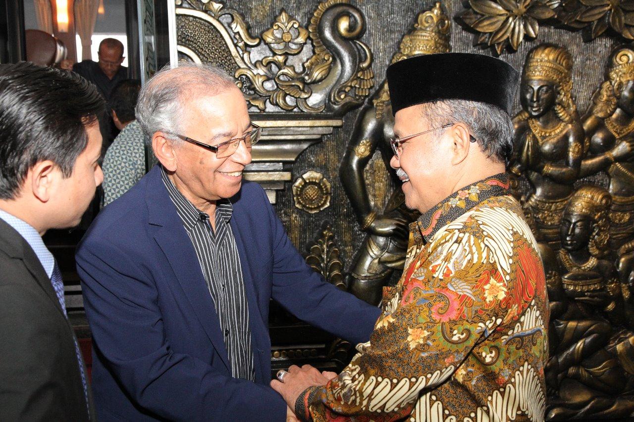 KETUA MAHKAMAH AGUNG MAROKO TIBA DI JAKARTA