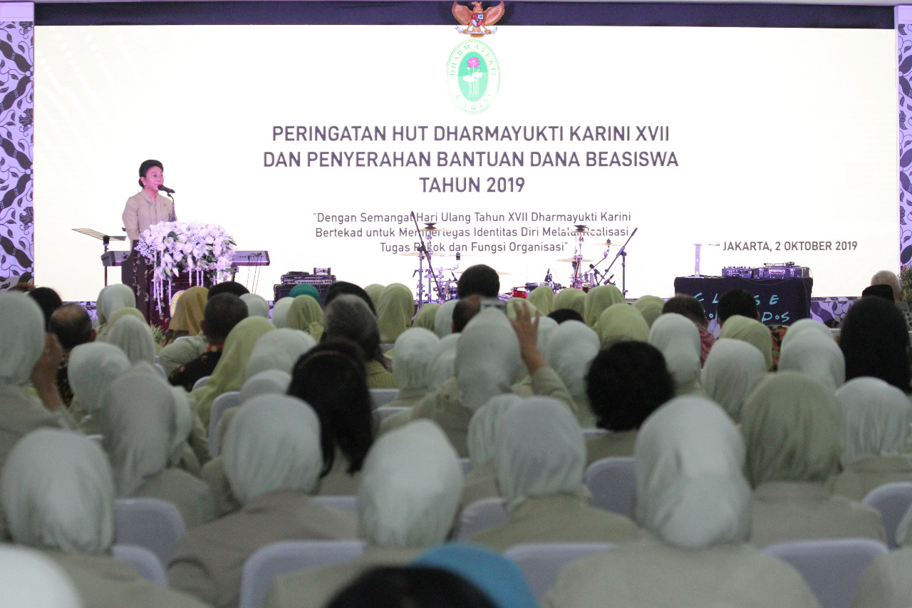 Ketua Mahkamah Agung: Strategis, Peran Perempuan bagi Peradilan