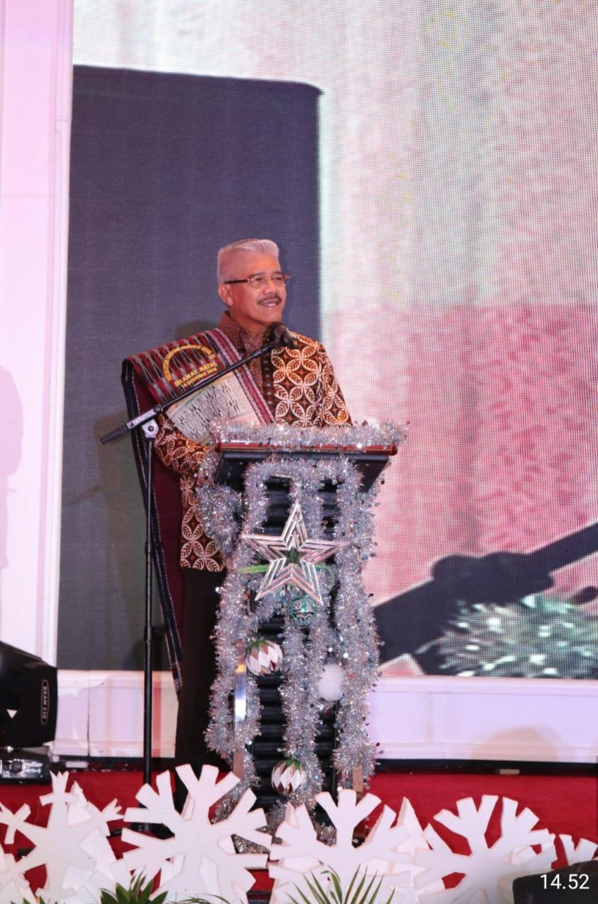 PERAYAAN NATAL NASIONAL MAHKAMAH AGUNG RI DAN JAJARAN PERADILAN SE-INDONESIA