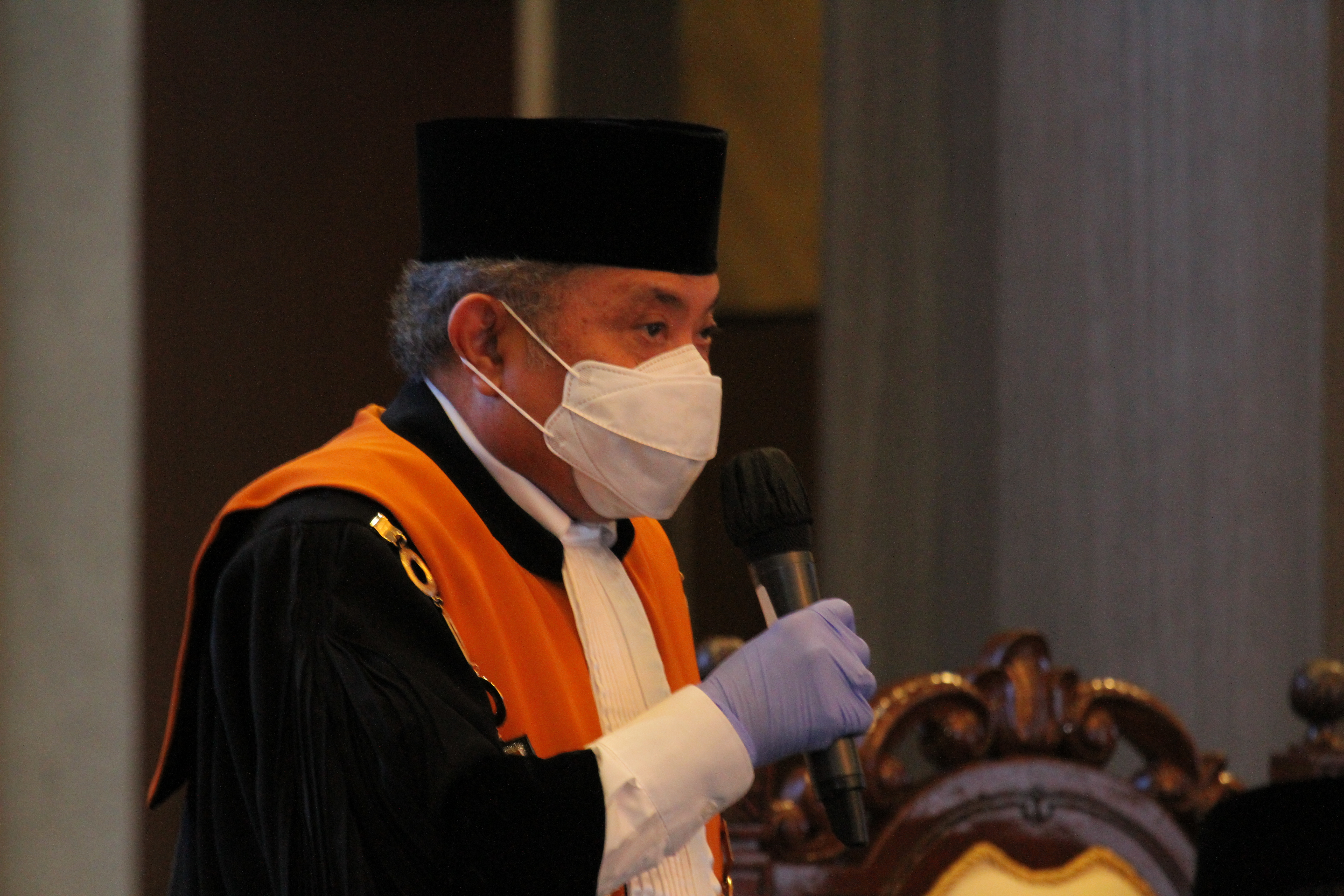 Dr. ANDI SAMSAN NGANRO, SH., MH TERPILIH MENJADI WAKIL KETUA MAHKAMAH  AGUNG REPUBLIK INDONESIA BIDANG YUDISIAL